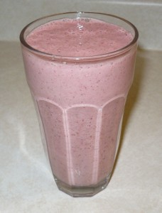 Post Workout Recovery Shake