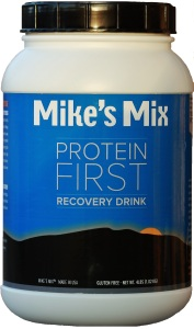 Mike's Mix Protein First-Chocolate