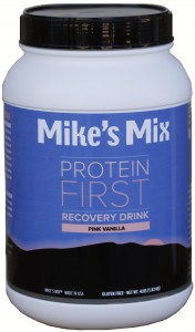 Mike's Mix Protein First - Pink Vanilla