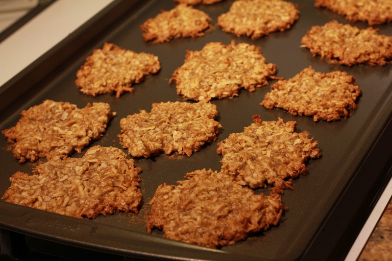 Vegan Protein Cookie, Paleo
